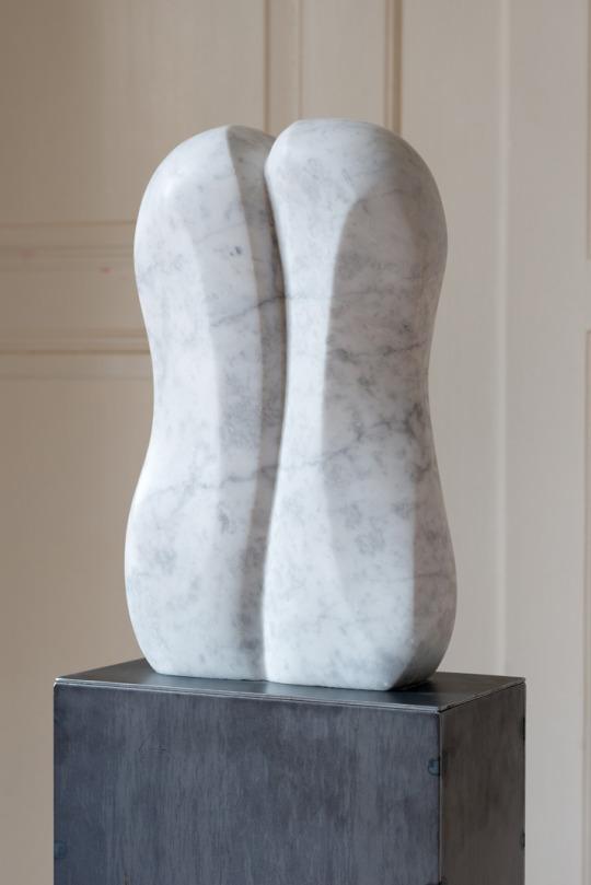 Sculpture de Geneviève Seydoux